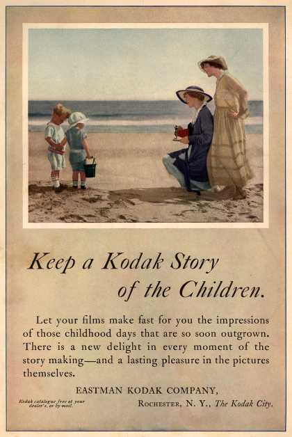 Kodak – Keep a Kodak Story of the Children