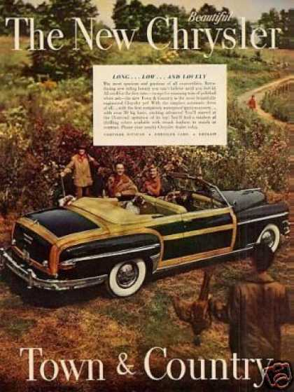 Chrysler Town & Country Car (1950)