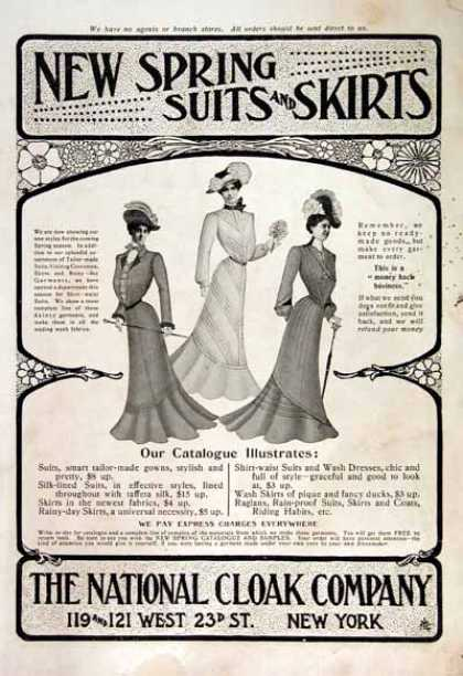 National Cloak Company (1902)