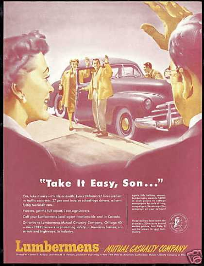 Lumbermens Mutual Casualty Co Insurance (1950)
