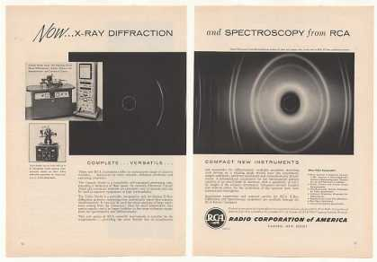'58 RCA X-Ray Diffraction Spectroscopy Instrument 2P (1958)