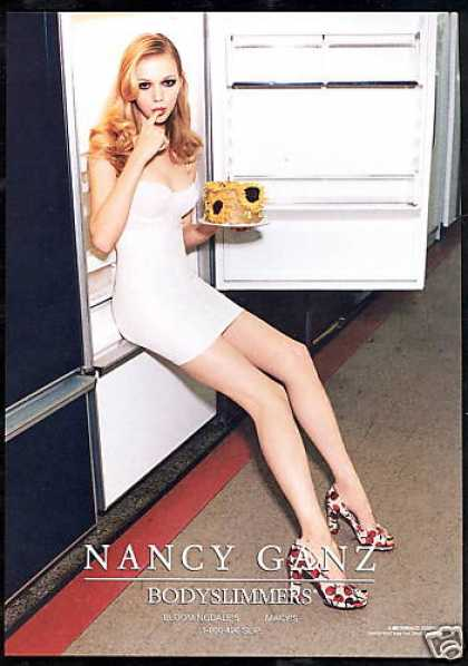 Nancy Ganz Bodyslimmer Ladies Lingerie Cake (1997)