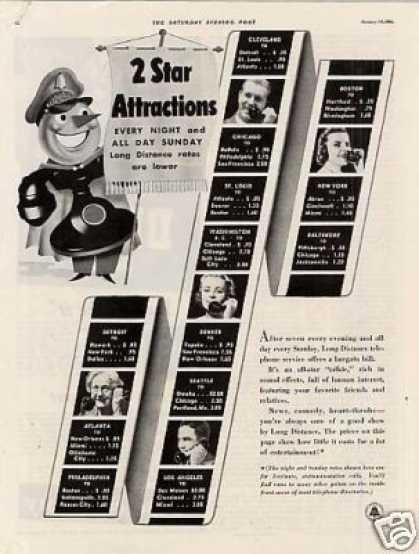 Bell Telephone System (1941)