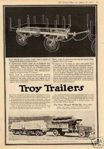 Troy Trailers (1918)