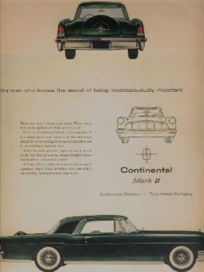 Ford's Lincoln (1956)
