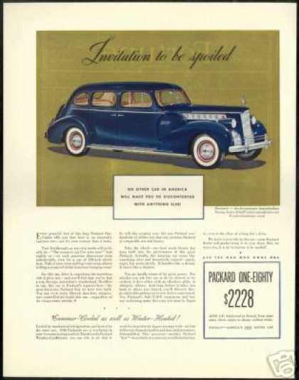 Packard One Eighty Touring Sedan Vintage (1940)