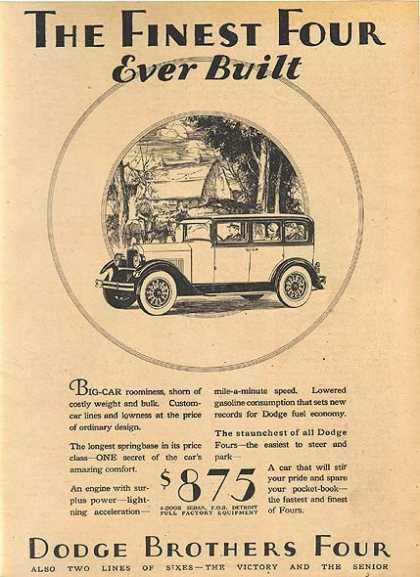 Chrysler's Dodge (1927)
