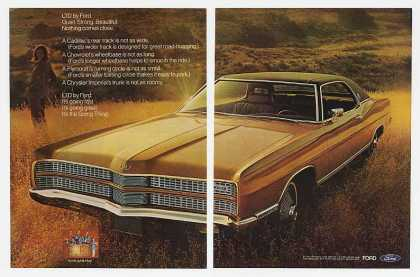 Ford LTD 2-Door The Going Thing (1969)