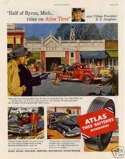 Atlas Tires (1952)