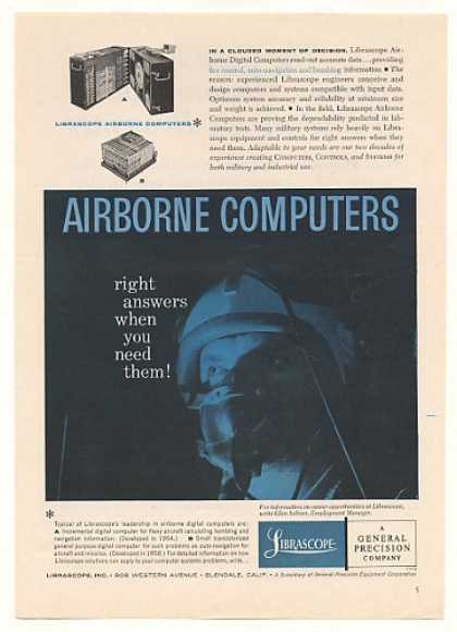Librascope Airborne Digital Computers (1959)