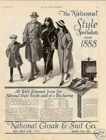National Cloak & Suit Co. (1923)