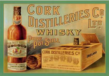 Cork Distilleries Co. Ltd. Whisky
