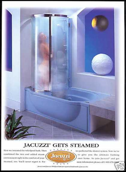 Nude Lady Photo Jacuzzi Whirlpool (1997)