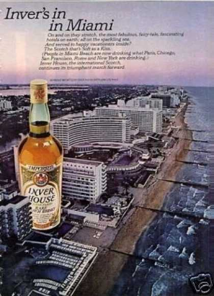 Inver House Scotch Whisky (1977)