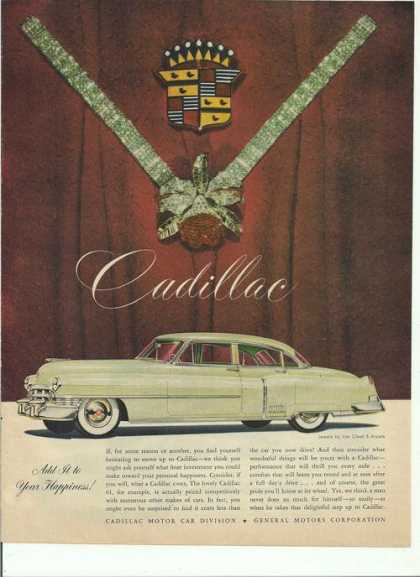 Your Happiness Cadillac Car (1950)