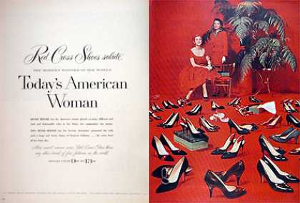 Red Cross Shoes #2 (1957)