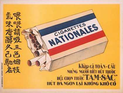 Nationales – Vietnam (1930)