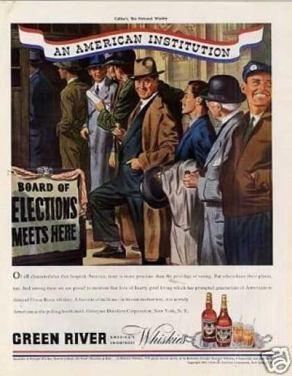 Green River Whiskey (1940)