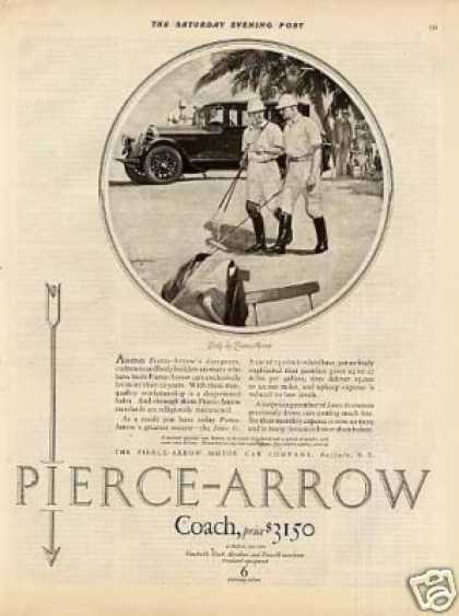 Pierce-arrow Coach (1926)