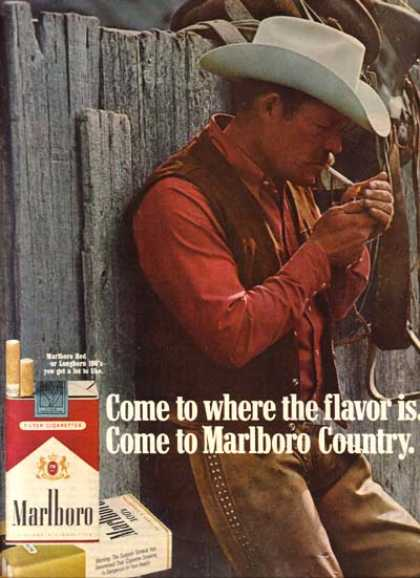 Philip Morri&#8217;s Marlboro (1971)