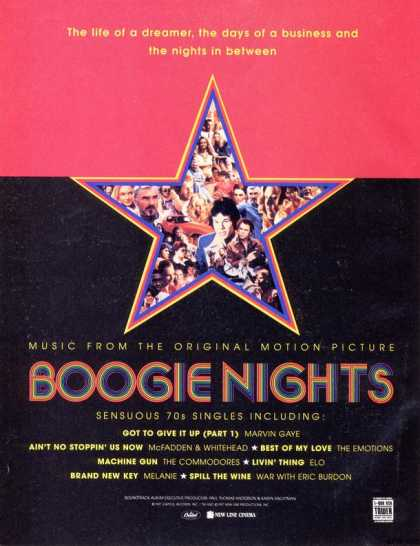 New Line Cinema's Boogie Nights (1997)