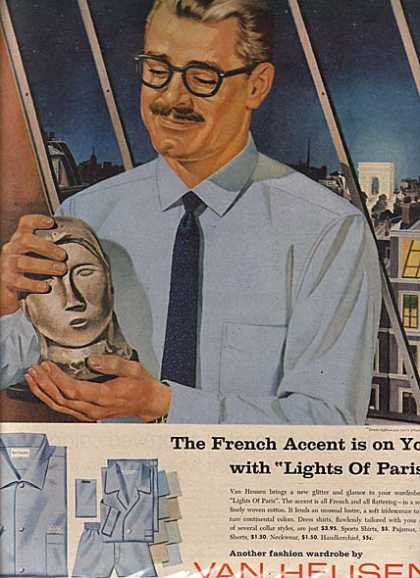 Van Heusen's Lights of Paris (1956)