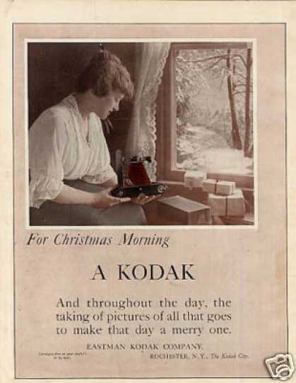 Eastman Kodak Camera Color (1914)