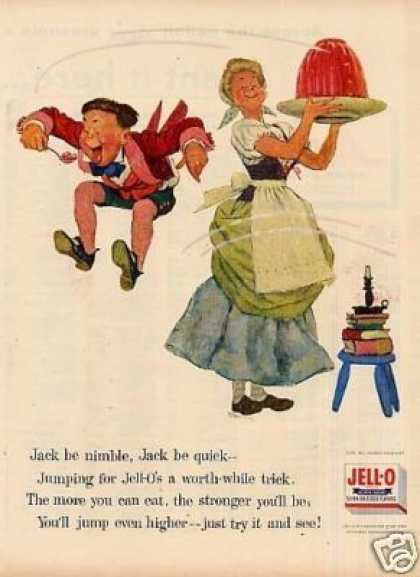 "Jello Ad ""Jack Be Nimble... (1955)"