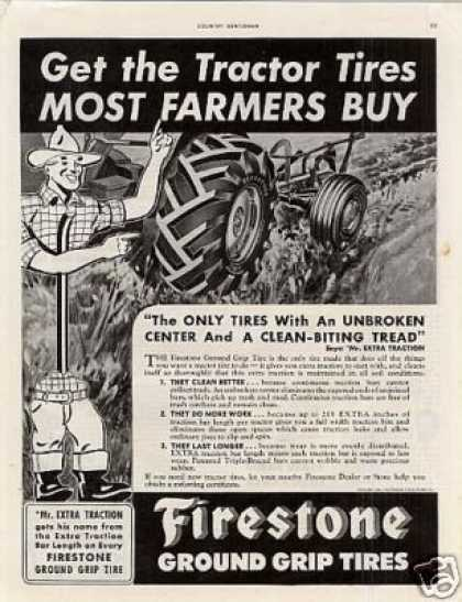 Firestone Tire (1943)