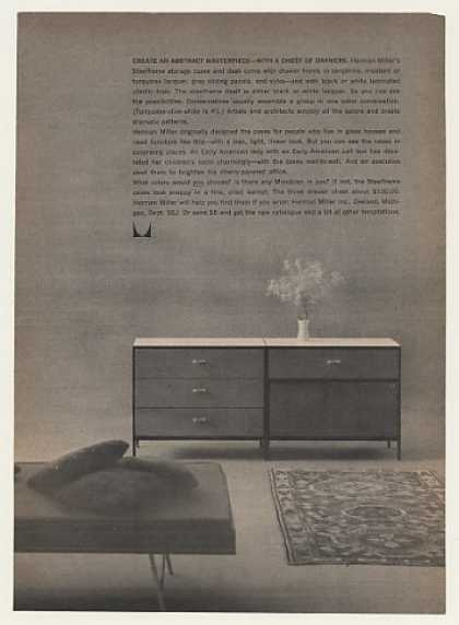 Herman Miller Chest of Drawers (1962)