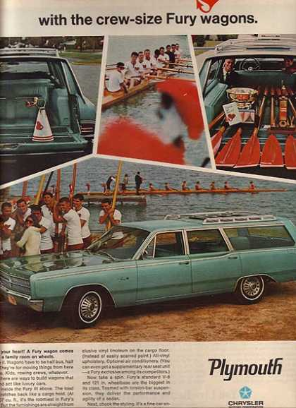 Chrysler's Plymouth (1967)