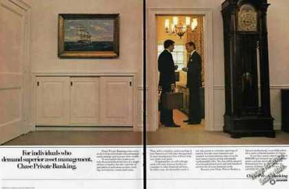 Chase Private Banking Asset Management (1983)
