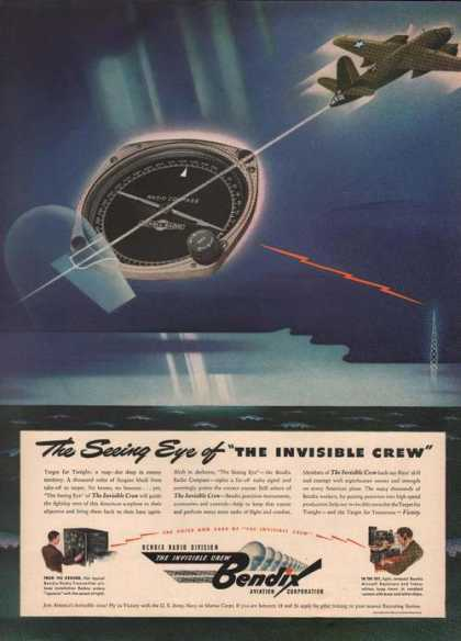 Bendix Aviation Corp Invisible Crew (1942)
