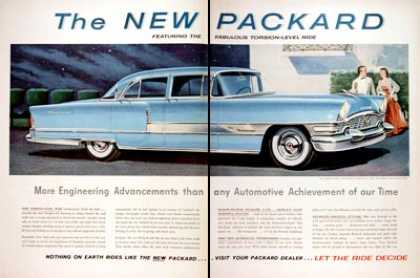 Packard Patrician Sedan (1955)