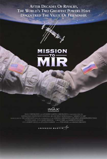 Mission to Mir (1997)