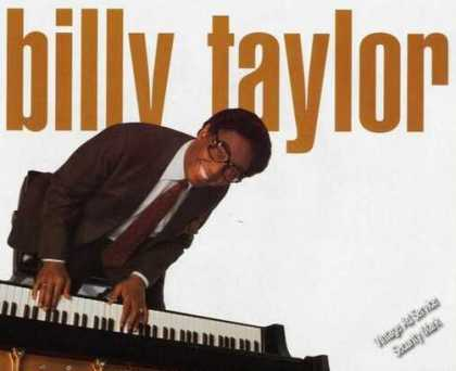 Billy Taylor Magazine Print Photo Piano (1996)