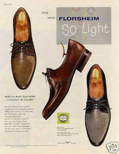 Florsheim Shoes (1958)