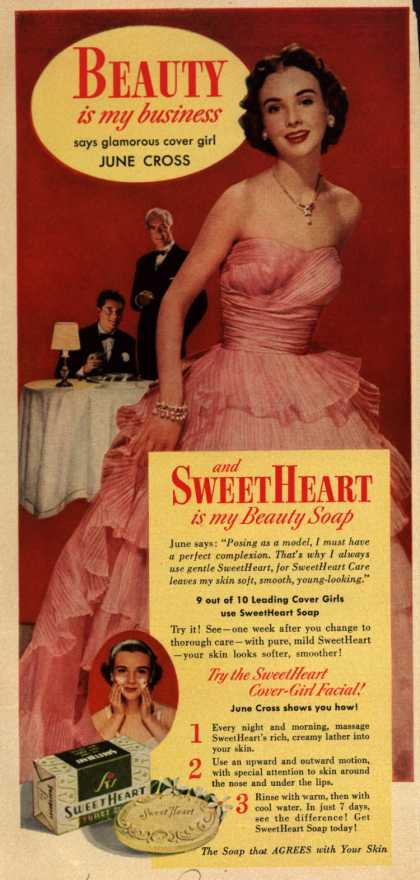 SweetHeart – Beauty is my business (1952)