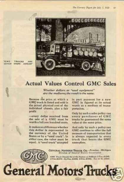 Vintage Transportation Ads Of The 1920s Page 19