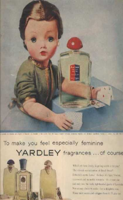 Yardley (1957)