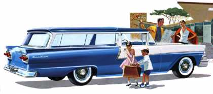Ford Ranch Wagon (1958)