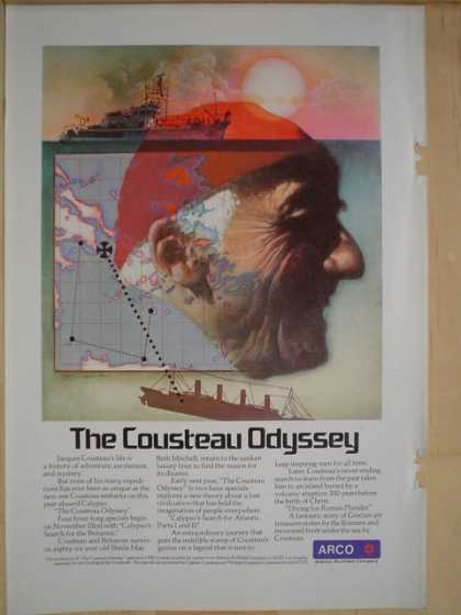 Arco The Cousteau Odyssey (1977)