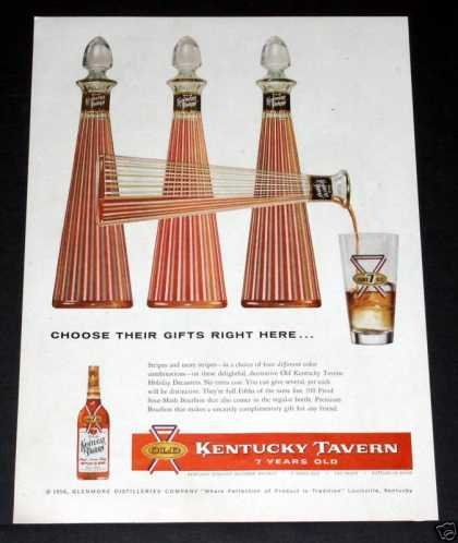 Kentucky Tavern, Christmas (1956)