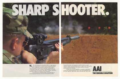 AAI Advanced Combat Rifle ACR Photo (1985)