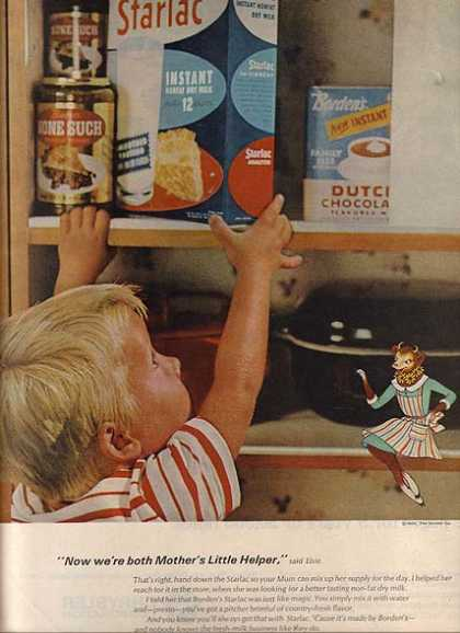 Vintage Food Advertisements Of The 1960s Page 11