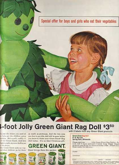 Green Giant (1962)