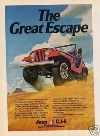 Jeep Renegade (1974)