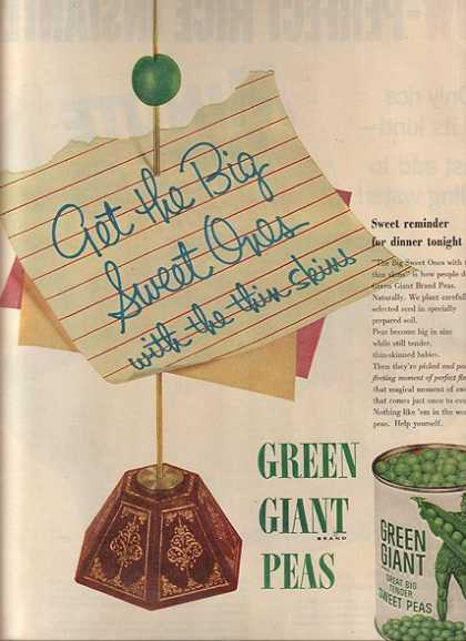 Green Giant (1954)