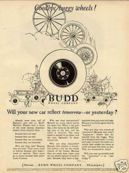 Budd-michelin Wheel (1926)