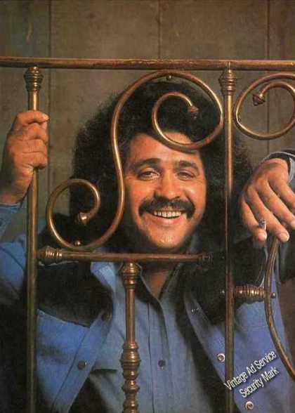 Freddy Fender Collectible Magazine Photo (1976)